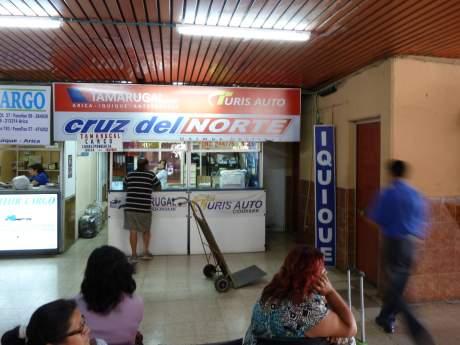 El Terminal De Buses De Arica Mantiene Cerrado El Ba O