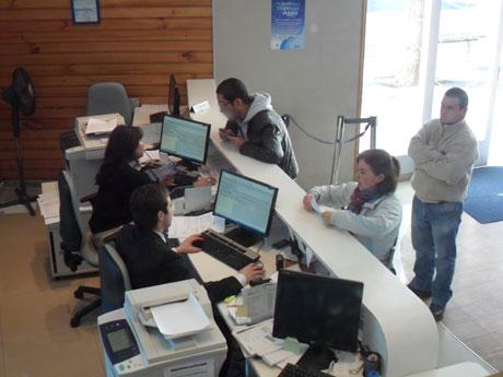 Essbio abri oficina de atenci n a clientes en chill n for Oficina atencion al contribuyente madrid