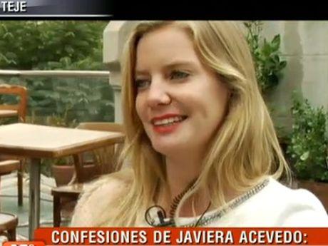 Javiera Acevedo Bio la Actriz Javiera Acevedo