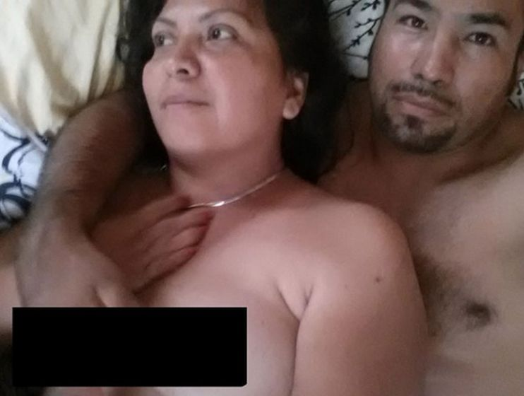 Real mom and son stolen sex pics