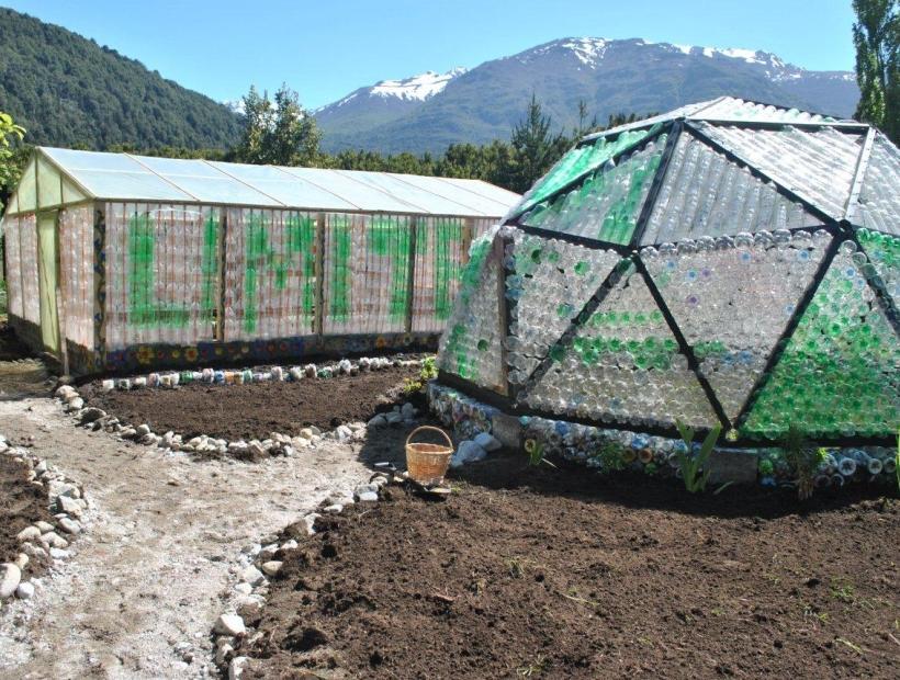 Escuela rural el l mite de futaleuf inaugur un for Construccion de viveros e invernaderos