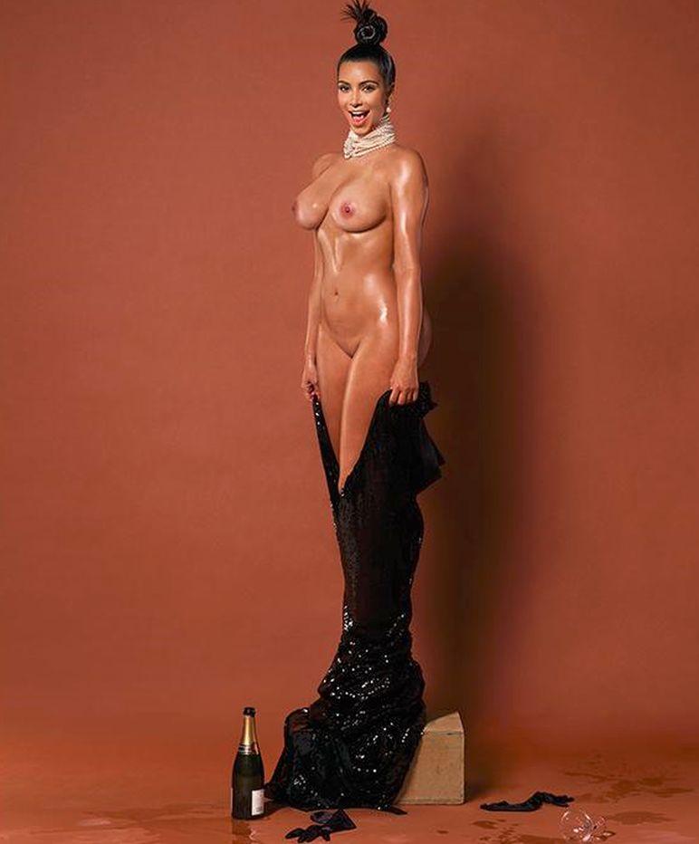 Fotos de la madre desnuda de Kim kardashain
