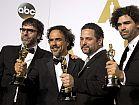 La novia travesti del argentino que ganó un Oscar conquistó hasta a ...