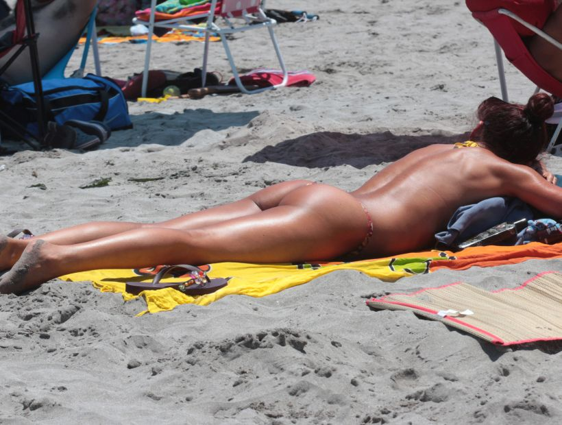 Chile broncearse