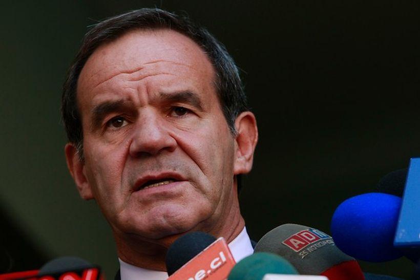 Allamand propone reelecci n inmediata de presidentes y que for Como se llama el ministro del interior