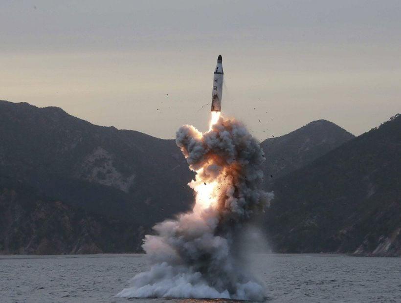 EE.UU confirmó que Corea del Norte hizo un lanzamiento fallido de un misil
