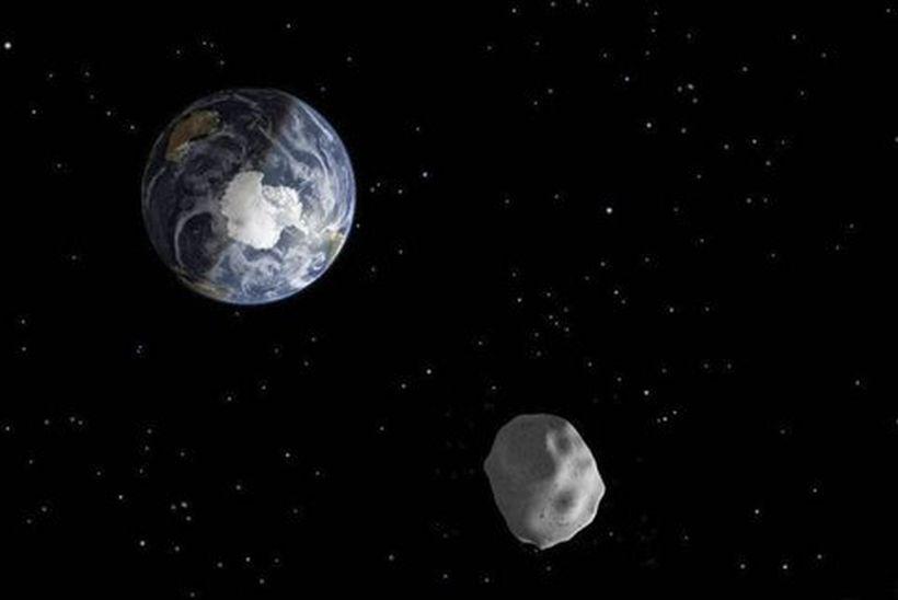 Asteroide de 650 metros