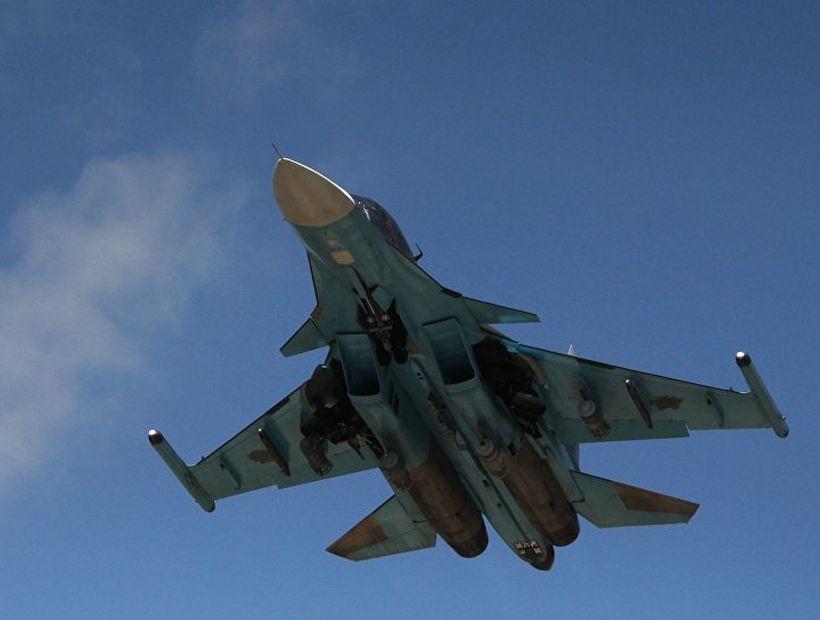 EE.UU interceptó dos bombarderos rusos cerca de Alaska