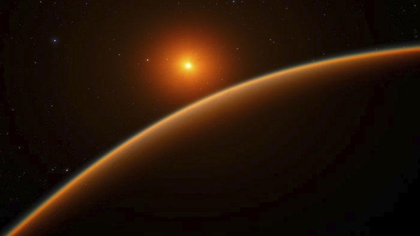 Científicos descubrieron un planeta