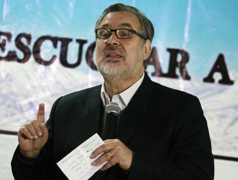 Guillier disparó contra Piñera: