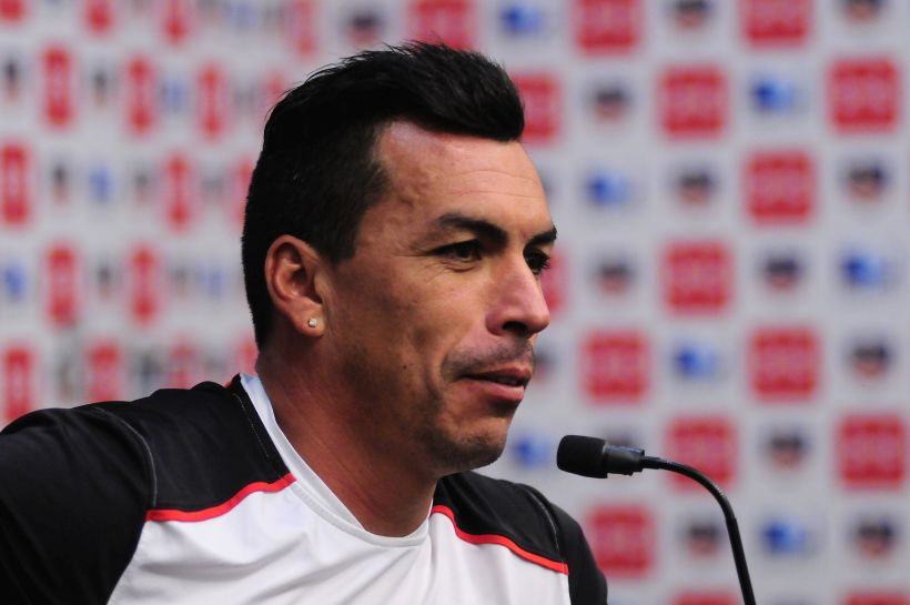 Esteban Paredes: