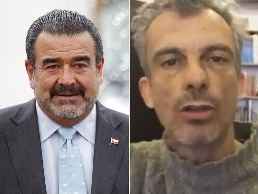 Andrónico Luksic y Pablo Schwarz se enfrentaron en Twitter por el Sename y los DD.HH