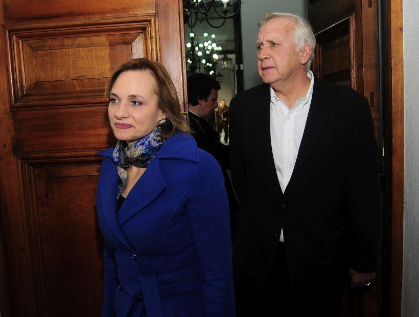 Jorge Burgos será el coordinador político en la campaña de Carolina Goic