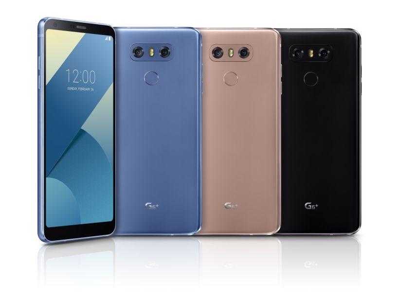 Actualización del teléfono LG G6 incorporará