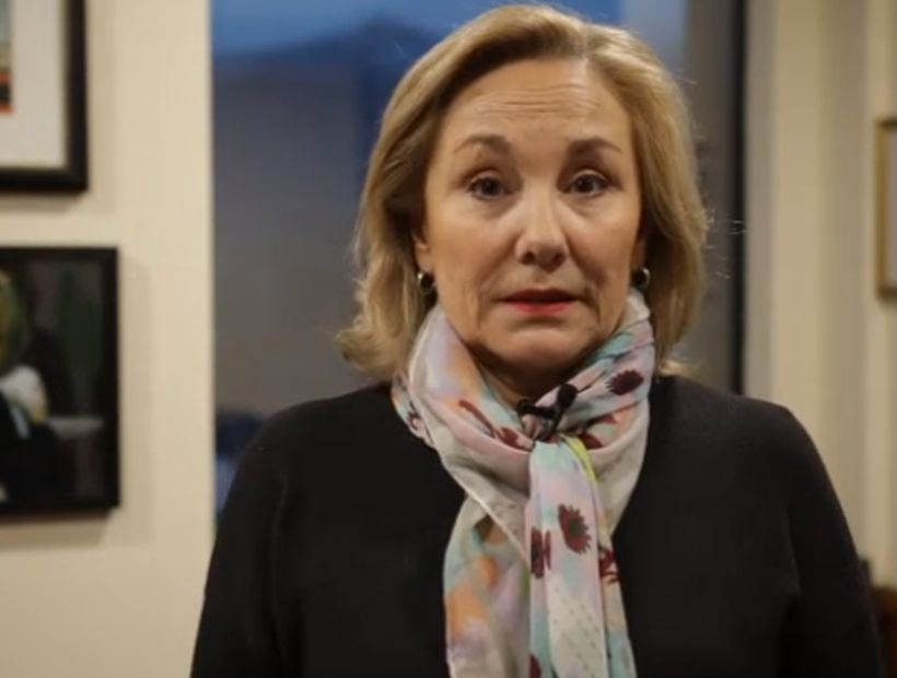 Cecilia Morel defendió a Piñera: