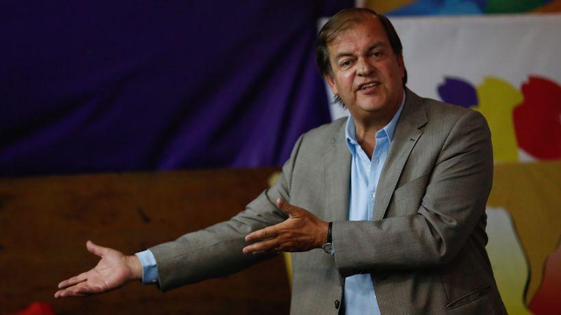Francisco Vidal dijo que necesitan a todos los candidatos del