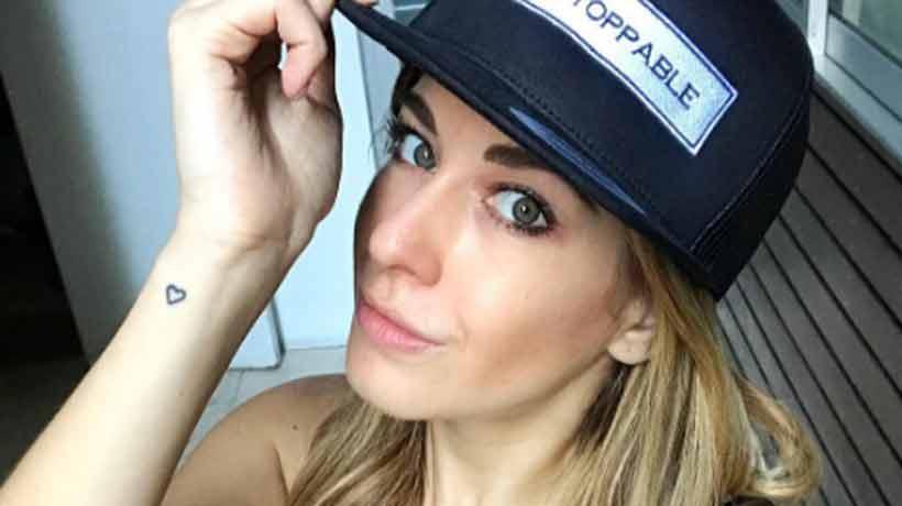 Actriz mexicana decidió publicar sus fotos íntimas y denunciar a quien la chantajeaba