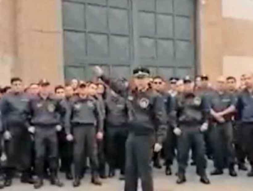 Gendarmes acusaron al ministro de Justicia de