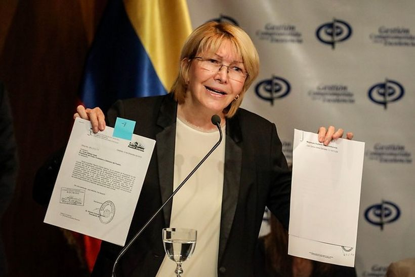 Venezuela: fiscal general desconoce al Tribunal Supremo