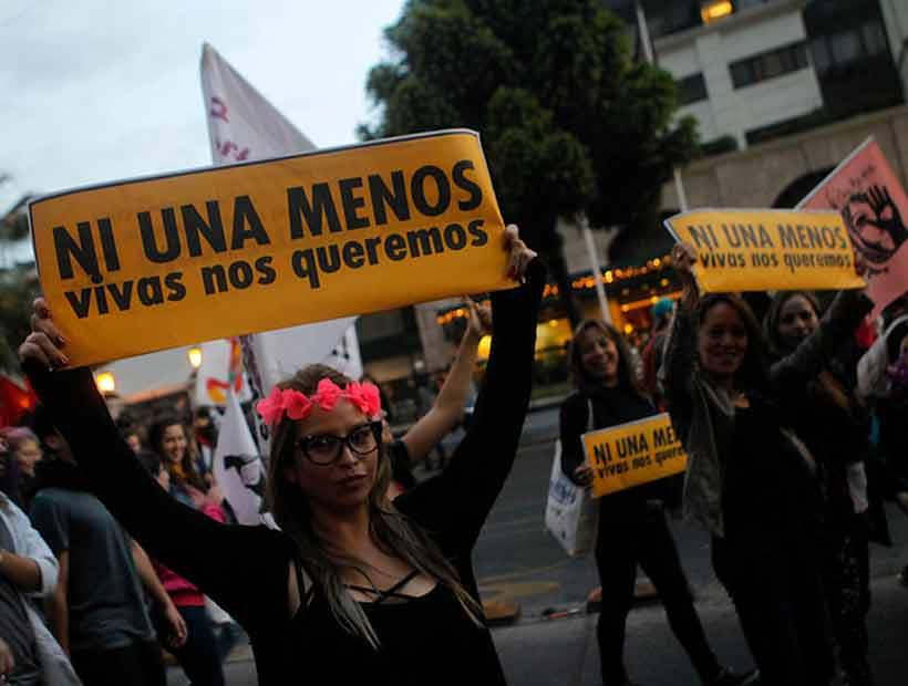 Movimiento #NiUnaMenos: