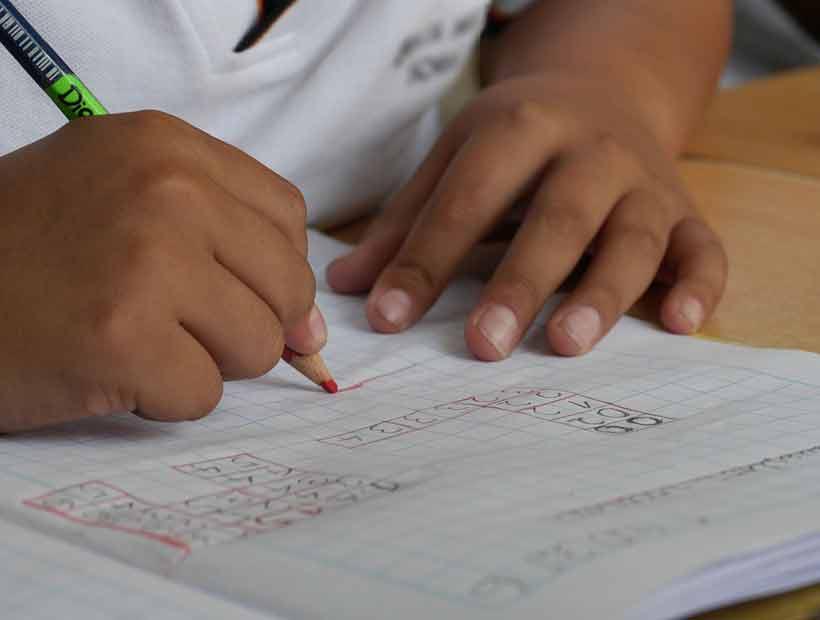 Aconsejaron no dar tareas durante las vacaciones de invierno a niños con mal rendimiento académico