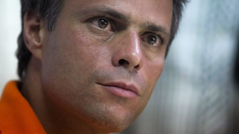 Sebastián Piñera por Leopoldo López:
