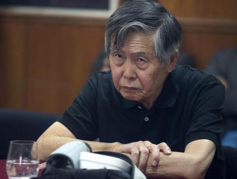 Alberto Fujimori volvió a prisión tras sufrir crisis hipertensiva