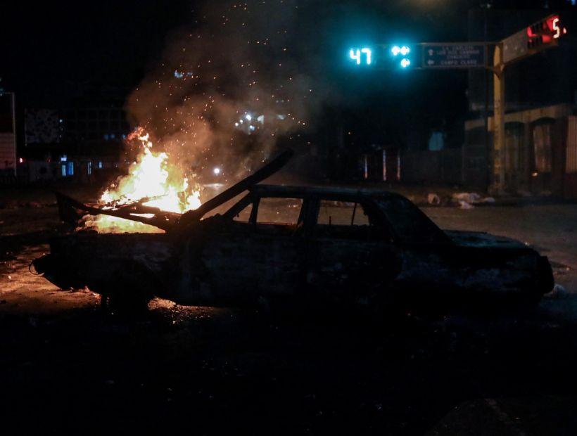 Venezuela: dos muertos dejaron los disturbios durante el paro convocado por la oposición