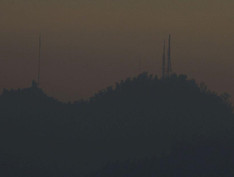 Decretaron una nueva alerta ambiental para mañana en Santiago