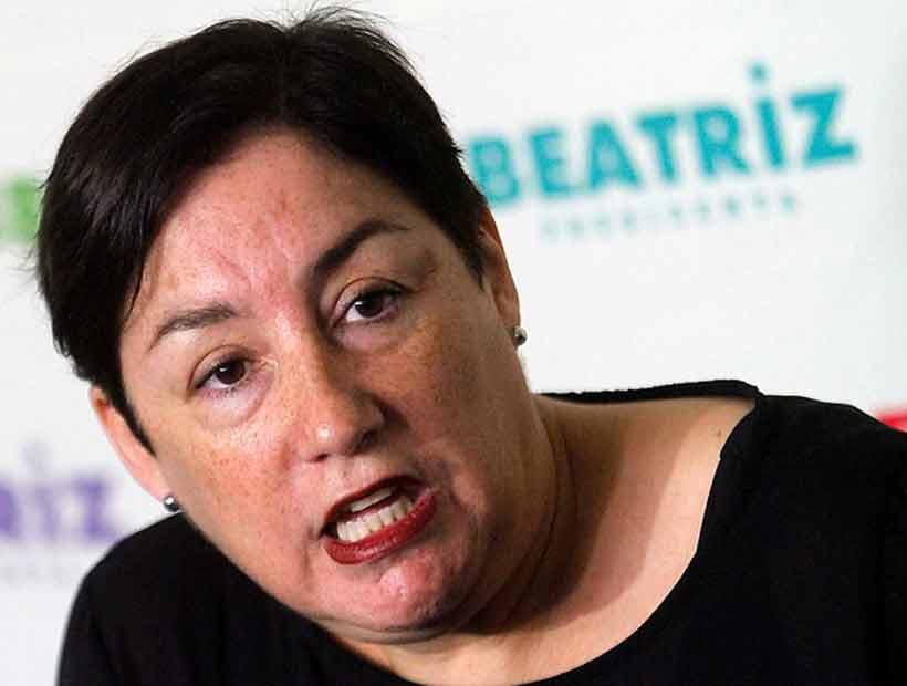 Beatriz Sánchez por polémica con Oporto: