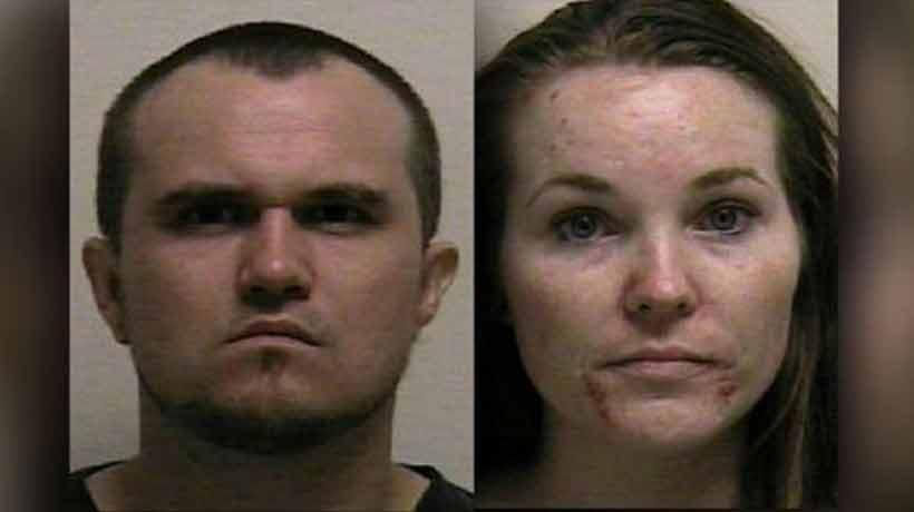 En Estados Unidos detuvieron a una pareja por drogar a su guagua