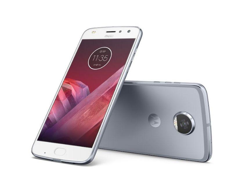 Moto Z2 Play de Motorola ya está a la venta en Chile