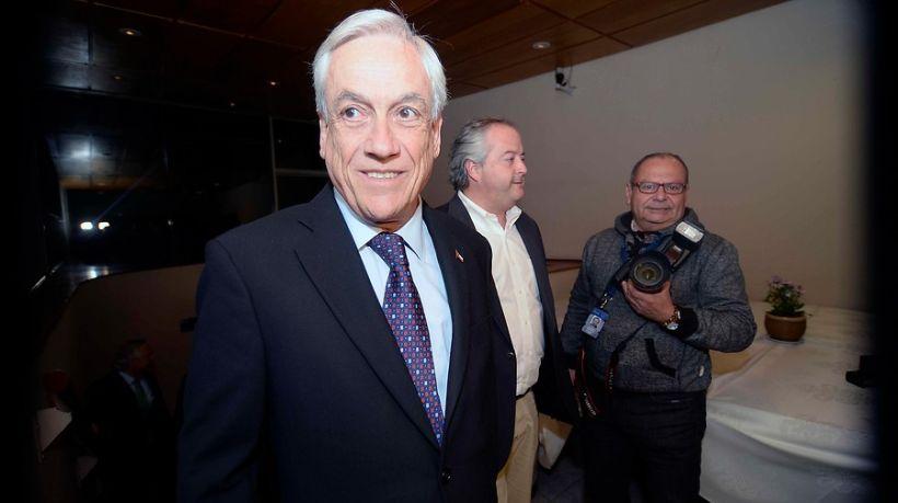 Piñera emplazó a Rodrigo Valdés: