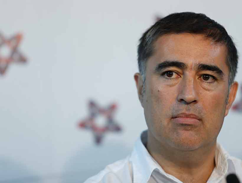 Desbordes criticó a la UDI por no lograr consenso en listas parlamentarias