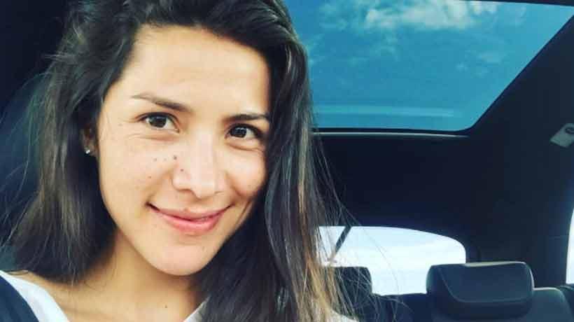 Loreto Aravena fue víctima de un lanzazo en Providencia