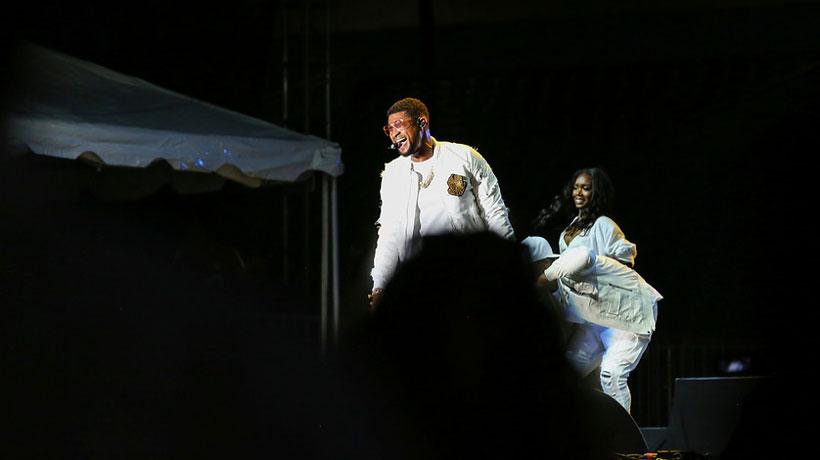 Demandaron a Usher por contagio de enfermedad de transmisión sexual y seguro lo notificó que no cubrirá eventual pago