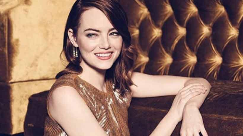 Emma Stone es la actriz mejor pagada del año, según Forbes