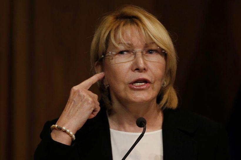 Ex fiscal venezolana Luisa Ortega atribuyó persecución en su contra al caso Odebrecht