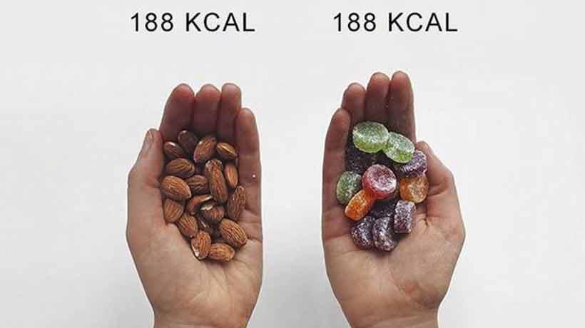Una bloguera intenta derribar los mitos sobre las calorías