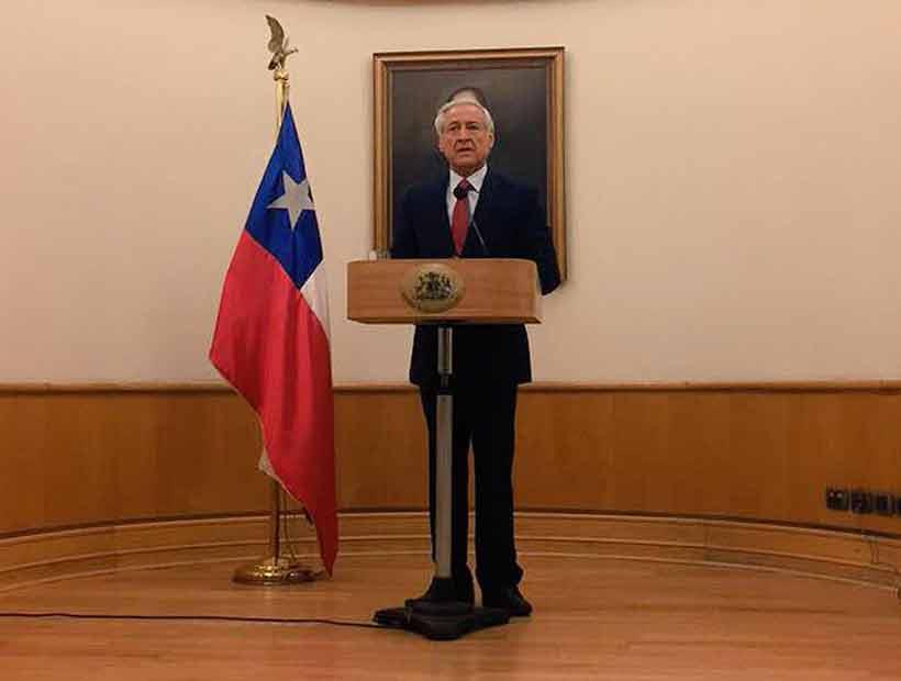 Chile entregó asilo diplomático a cinco venezolanos