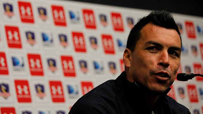 Esteban Paredes confirmó que jugará el superclásico