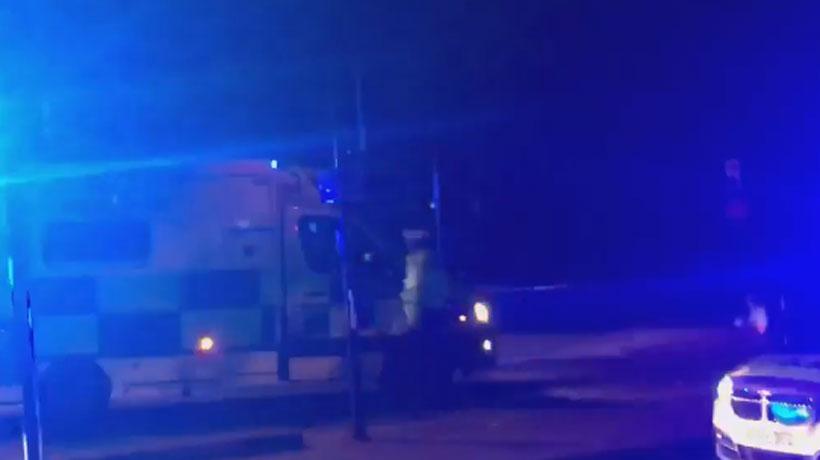 Londres: Policía detuvo a hombre que atacó a oficiales a las afueras del Palacio de Buckingham