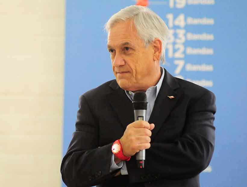 Piñera sólo quiere debatir con Guillier y Sánchez