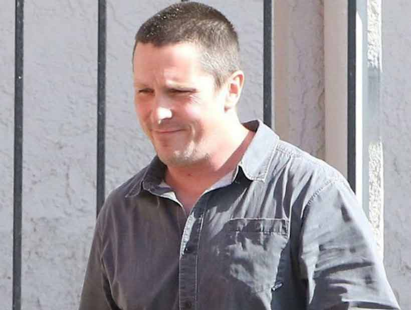 Christian Bale volvió a transfomarse físicamente para una película