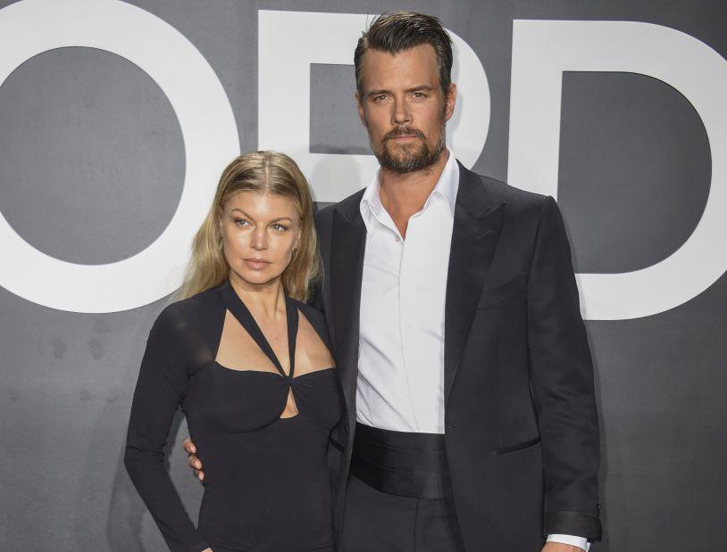 Fergie y Josh Duhamel se separaron tras ocho años de matrimonio
