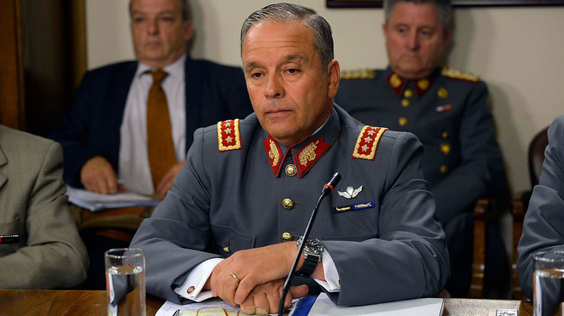 General Oviedo defendió la