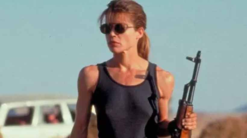 Linda Hamilton regresa como Sarah Connor en