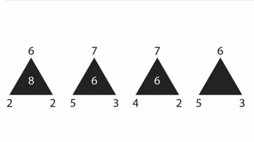 Nuevo viral desafía a saber cuál es el número que falta
