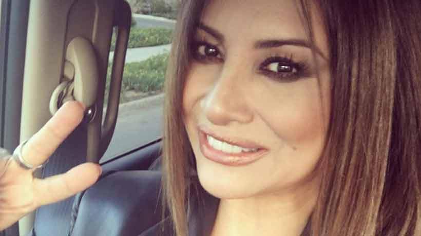 Fanáticos piropearon a Myriam Hernández por vestido usado hace 13 años