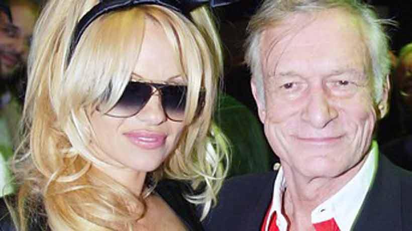 Estrellas y ex Playmates lamentaron la muerte de Hugh Hefner